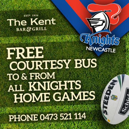 Free Courtesy Bus